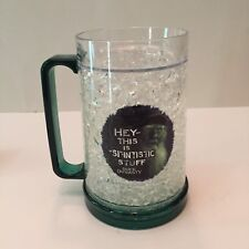 Duck Dynasty Freezer Mug Green Ice Frosty 16 Oz Insulated A&E New 2013 Stock