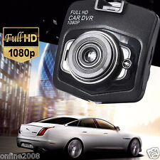 """2.4"""" LCD Car DVR 1080P HD Night Vehicle Camera Video Recorder Dash Cam G-sensor"""
