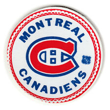 """1970'S MONTREAL CANADIENS NHL HOCKEY 2"""" PATCH FOR CHUCK TAYLOR CONVERSE SNEAKERS"""