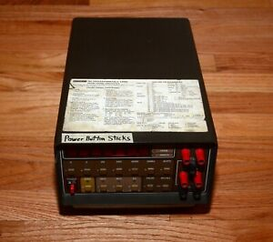 Keithley 192 Programmable DMM Multimeter - With 1910 AC Converter Option