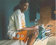 Diamond Deshields Signed 8 x 10 Photo Wnba Basketball Lady Vols Chicago Sky