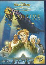 DVD - WALT DISNEY : ATLANTIDE