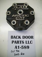 1990 ARCTIC CAT JAG 440 SNOWMOBILE CYLINDER HEAD 3003-640 A1-589