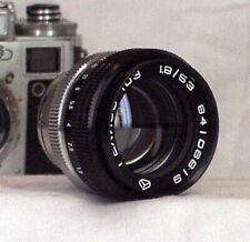 KIEV CONTAX Helios 103 53mm F1.8 Nikon S