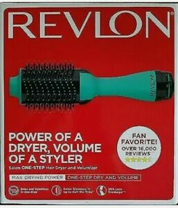 Revlon One-Step Hair Dryer & Volumizer Hot Air Brush RVDR5222 Fast Free Shipping