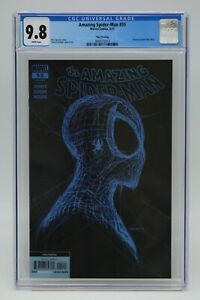 Amazing Spider-Man (2018) #55 Third Printing CGC 9.8 Blue Label White Pages