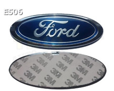 FORD LOGO BONNET EMBLEM BADGE FOR KUGA FOCUS MONDEO S-MAX TRANSIT 150mm /60mm