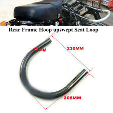 Cafe Racer Rear Frame Hoop upswept Seat Loop Pipe Large CC Fit For Honda CG125