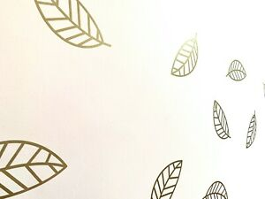 Skeleton Leaf Leaves Vinyl Wall Art Decals/Stickers - Various Colours & Sizes