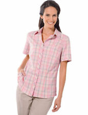 Checked Maternity Tops & Blouses