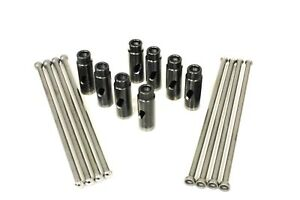 SET OF 8 CAM FOLLOWERS (TAPPETS) & PUSH RODS FOR THE MGB 1962-1971