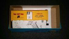 Athearn Blue Box HO Scale Custom Choo Choo Barn 40 Ft Boxcar Kit.