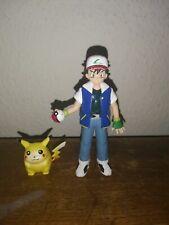 Pokemon Tomy Ash And Pikachu Figures