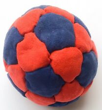 Footbag Hacky Sack. Hand Made Pellet Filled.