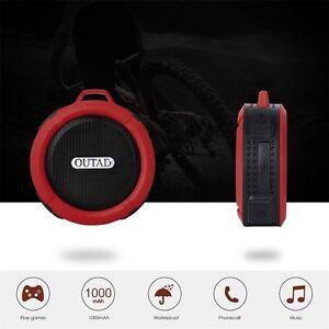 Beats iFox iF012 Bluetooth Shower Speaker Certified Waterproof Wireless It Pairs