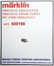 MARKLIN  60019 600190 LAMPADINA   GLÜHLAMPE 1,5 V. 200mA