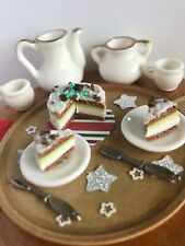 1:12 Scale Dollhouse Miniature Cake Doll House Kitchen Food Accessory Fairy OOAK