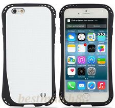 for iphone 6s shockproof double layer case cover for iphone 6 s hard pc rubber