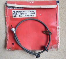 Triumph 1300 / 1300TC FWD 1965 - 1970:  Speedo Flexible Drive: Unipart: NOS: