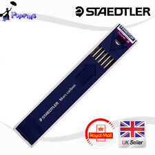 New STAEDTLER Mars Carbon 2.0 mm Drafting Pencil Lead 2.0mm 12 Leads (2B)