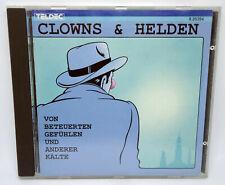 Clowns & Helden von beteuerten Gefühlen und anderer Kälte - 14 Tracks CD - 1987