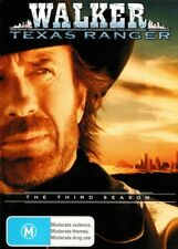 Walker, Texas Ranger: Season 3 (7 Discs) = NEW DVD R4