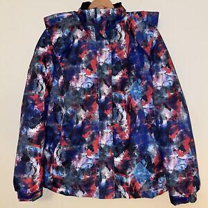 "Mountain Warehouse Womens Ski Jacket UK 14 US 10 Fleece Lined Hooded ""Dawn"""