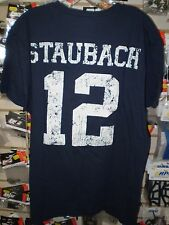DALLAS COWBOYS LEGENDS COLLECTION STAUBACH ARCHER MENS TEE NWT NEW L LG