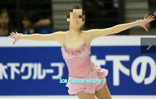 Figure Skating Dresses Custom Women Competition Skating Dress Girls