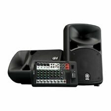 Yamaha Stagepas 600BT Portable PA System with Built-In Bluetooth Connectivity