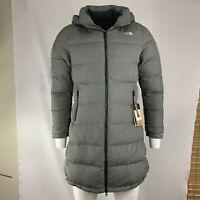 NWT The North Face Women's Metropolis Parka III 550-Fill Down Long Winter Coat L