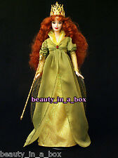 Faerie Queen Legends of Ireland Barbie Doll Just Removed From Box Deboxed NO BOX