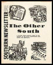 Southern Newsletter Volume 5, Number 2: The Other South. A History from Coloni..