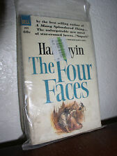 The Four Faces by Han Suyin (Dell 2683,1'st Prnt,Jan.1965,Paperback)