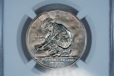 1925-S California 50C NGC UNC Detail (Cleaned) Silver Commemorative Half Dollar