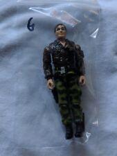 Vintage GI Joe ARAH Action Figure - Hawk v2 1986