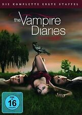 The Vampire Diaries - Staffel 1 (6 DVDs) von Marcos Siega | DVD | Zustand gut