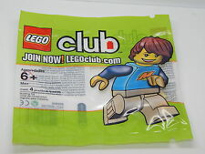 Lego Minifigure Lego Club Max Polybag