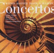 ZEHNDER - CONCERTOS, New Music