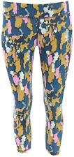 Susan Lucci Collection Petite Cropped Printed Leggings (Multi, P2XS) A308413
