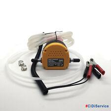 Lampa Elettropompa pompa aspirazione olio motore 12V aspira olio auto moto 72163
