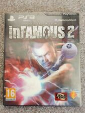 InFamous II 2 Special Edition FR NL EN IT Jeu Sony Playstation 3 PS3 speel game