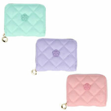 Porte-monnaie violet pour femme