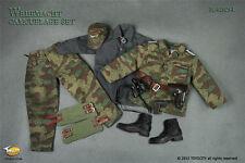 1/6 Scale TC 62025 TTL Camo Color Combat Suits Set Fit 12'' Body Figure