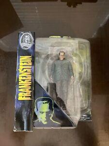 2011 Universal Studios Monster Frankenstein Figure Diamond Select New