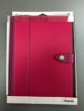 Griffin iPad Air Pink Fold Case