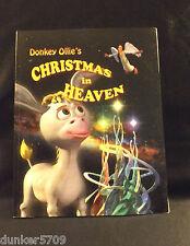 2013 DONKEY OLLIE'S CHRISTMAS IN HEAVEN BY BRIAN STEWART SC