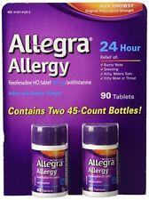 Tabletas Para La Alergia Medicamento Antihistamínico No Somnoliento Allegra