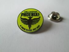 a1 WELLINGTON PHOENIX FC club spilla football calcio pins new zealand