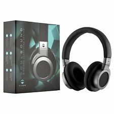 Paww SoulSound Bluetooth Headphones Over The Ear Hi-Fi Wireless Headset Mic